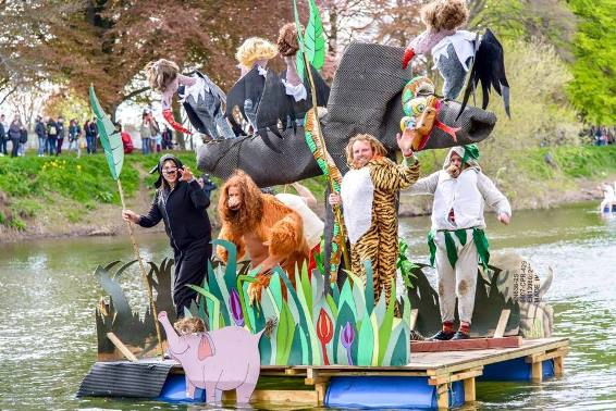 River Carnival 3 m